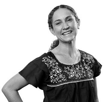 Cecilia Vaca Jones, M.A., Executive Director, Bernard van Leer Foundation (BvL)