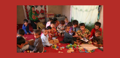 Four innovative approaches to childcare in informal settlements