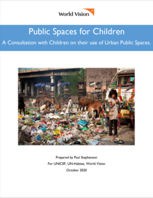 World Vision Public Spaces for Children