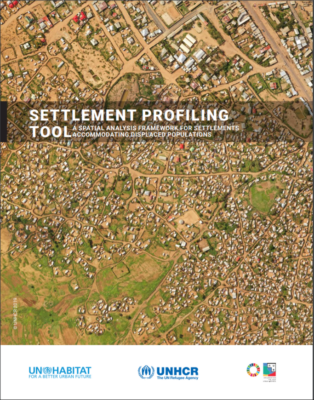 settlement profiling tool unhabitat unhcr