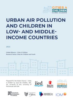 Urban Air Pollution paper cover