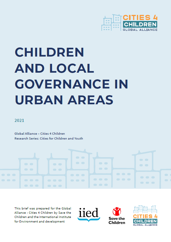 local governance paper cover